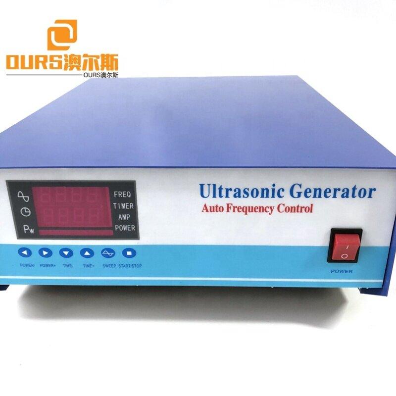 Acoustics Ultrasound Power Ultrasonic Generator 28K/40K/120K Multi Frequency Industry Ultrasonic Cleaning Circuit Generator
