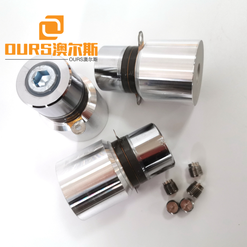 28khz 50w pzt4 Ultrasonic Transducer Use In Industrial Ultrasonic Cleaner Tank
