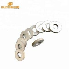 50*17*5mm PZT8 Ring Piezoceramic for ultrasonic welding transducer and ultrasonic cleaning transducer