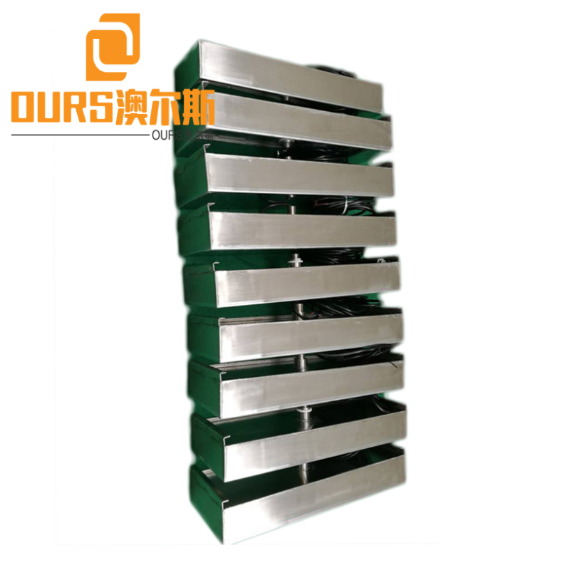Ultrasonic Cleaner Machine Immersible type transducer and generator for large ultrasonic cleaners