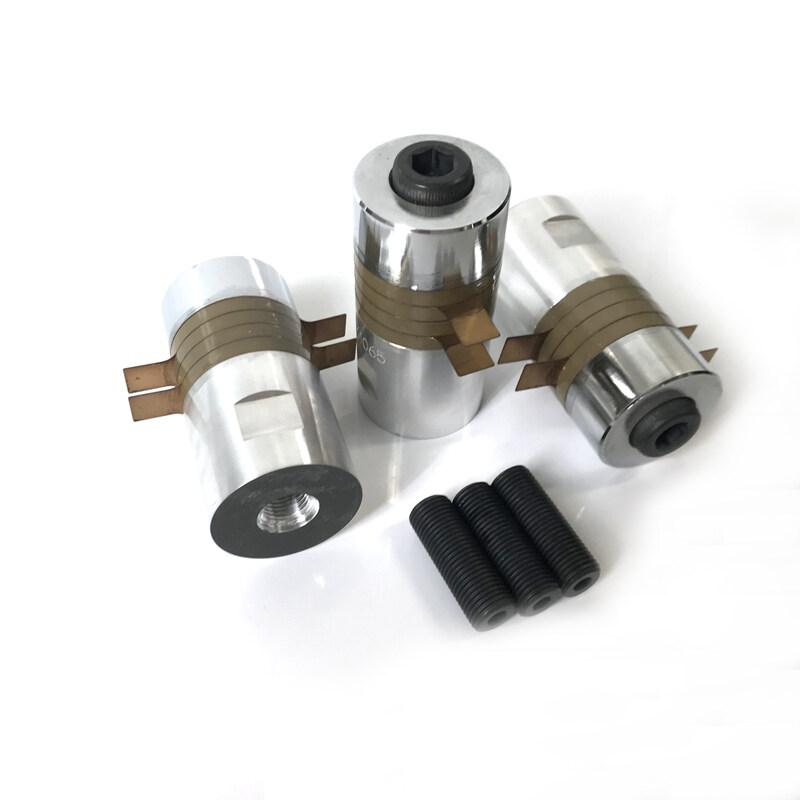 28Khz 600W larger image High quality plastic welding machine ultrasonic transducer for Ultrasonic welding machine
