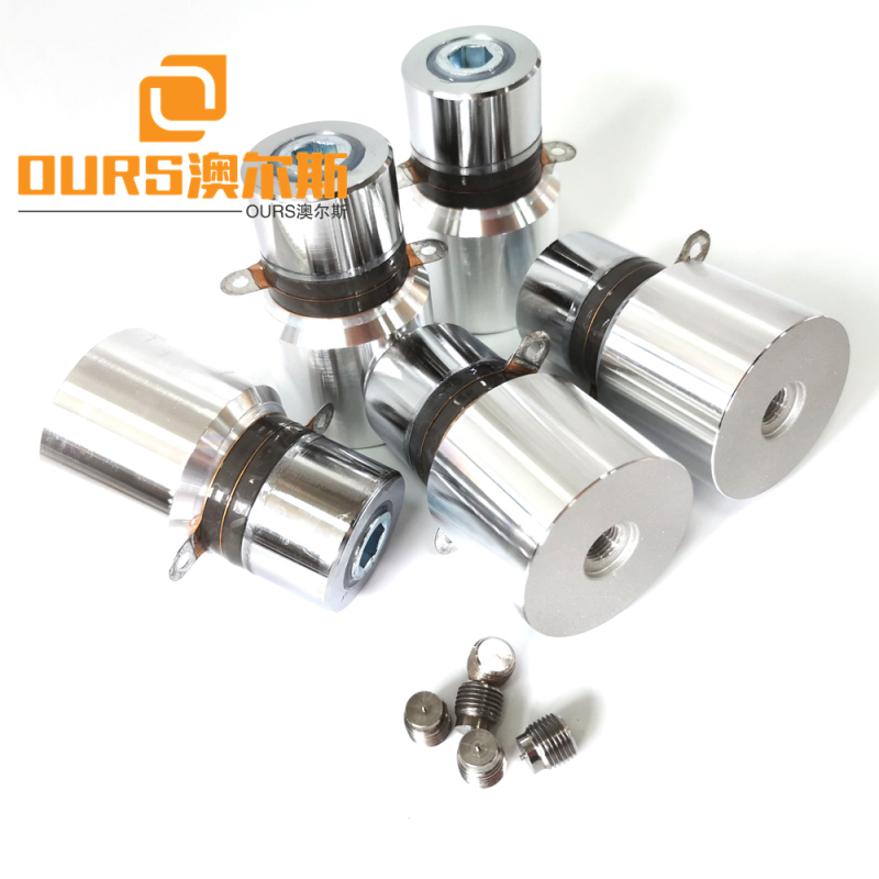 28khz/50W pzt4 Ultrasonic Sensor for  Cleaning of Various Cutting Tools