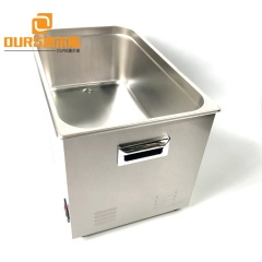 40KHZ 15L Digital Ultrasonic Circuit Board Cleaner With Display Board For Washing Dental Appliance