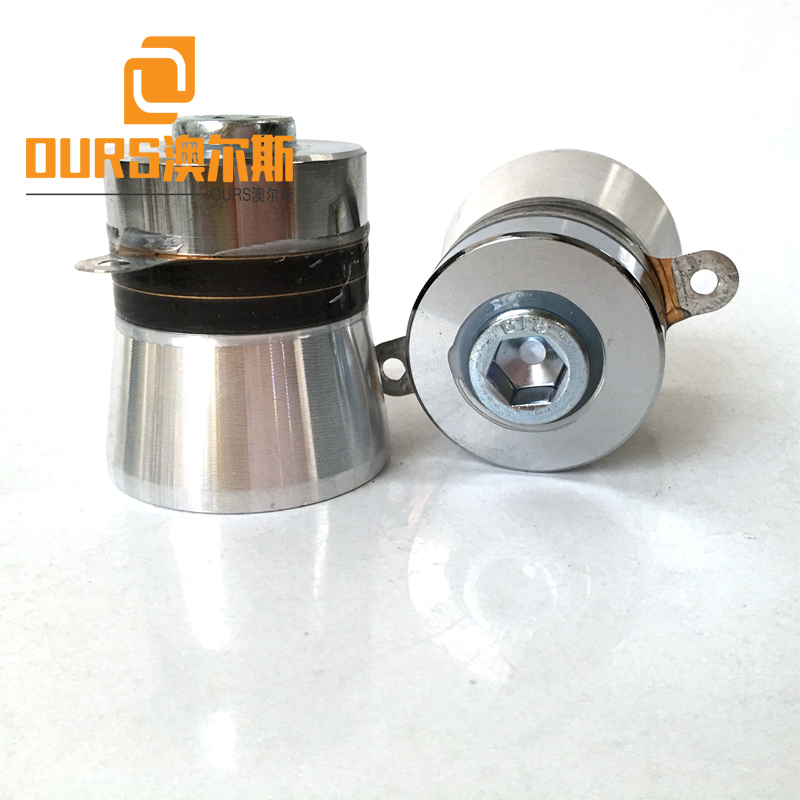 160KHZ 60W P4 High Frequency Waterproof Ultrasonic Cleaning Transducer For Ultrasonic Equipment