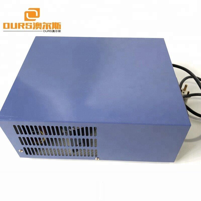 Professional Ultrasoonic Technology Ultrasonic Generator 40Khz 2400W For Industry Cleaner