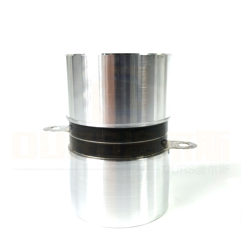 Piezo Material Semiconductor Ultrasonic Transducer Cleaning Ultrasonic High Frequency Transducer 120K For Industrial Cleaner