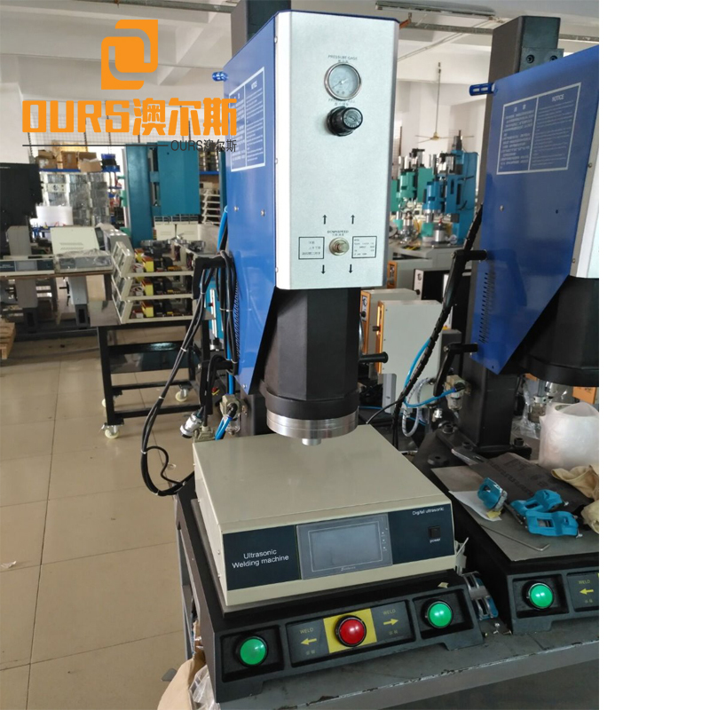 2600W 15KHZ High Speed Ultrasonic Welding Of Glass Filled Plastic