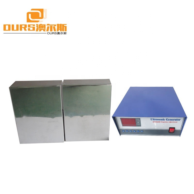 Factory Customized Immersion Ultrasonic Cleaner Submersible Underwater Ultrasonic Transducer Ultrasonic Vibrating Plate