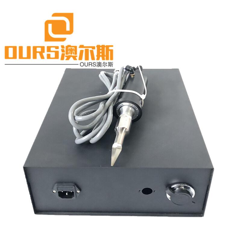 28khz ultrasonic welding generator in plastic welding 300w