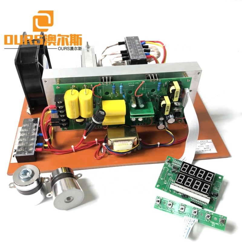 Low Cost Vibrator Driver Ultrasonic PCB Generator/Circuit Board 1500W 40K Vibration Cleaning Frequency Power Suuply 220V
