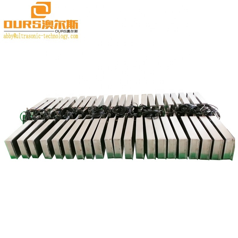 300W Industrial Submersible Ultrasonic Cleaner 20KHz-200KHz Submersible Ultrasonic Cleaner Parts