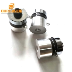 Ultrasonic Transducer For High Frequency Ultrasonic Cleaner Transducer 80khz Ultrasonic Sensor