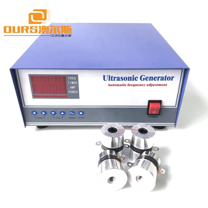 2019 Hot Sales Digital Ultrasonic Cleaning Generator With Auto Frequency Tracking