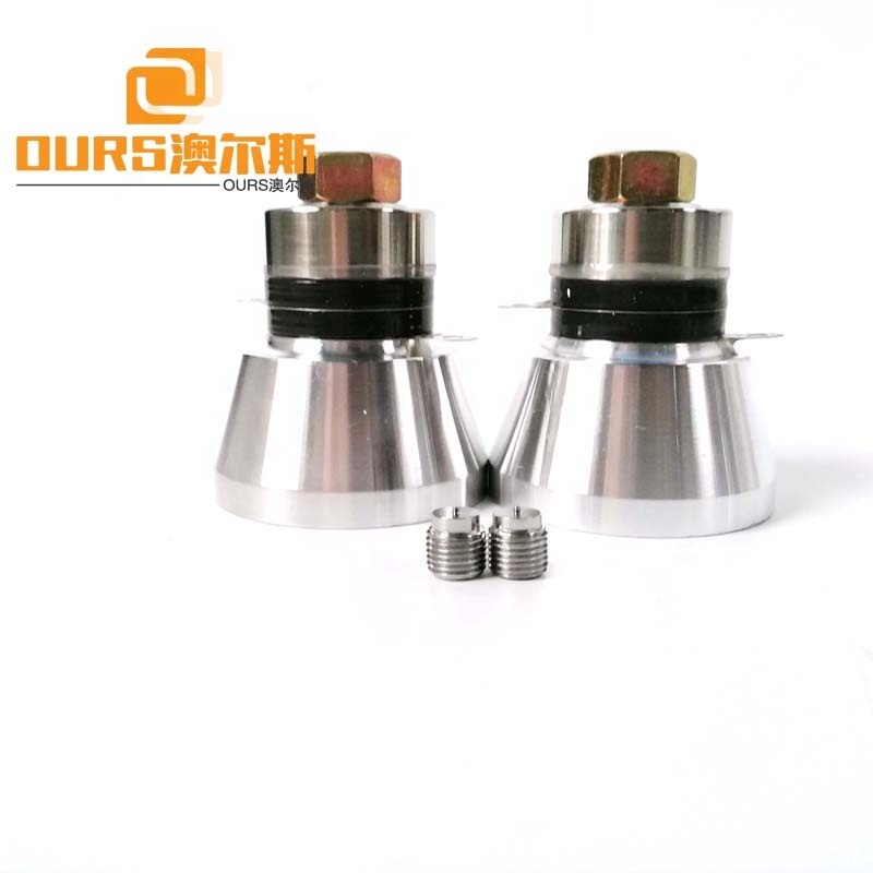 28KHz 50W Industrial Cleaning Tank Parts Ultrasonic Transducer Ultrasound Cleaning Transducer