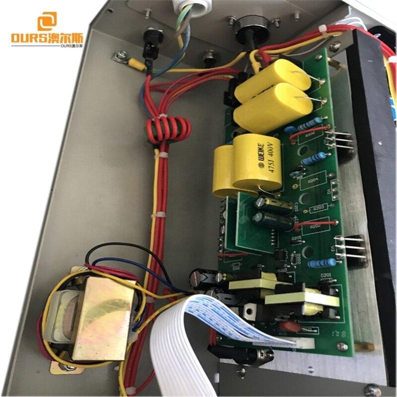 20KHz/25KHz/28KHz/40KHz 600W Frequency Sweep Ultrasonic Generator Price for Ultrasonic Cleaning