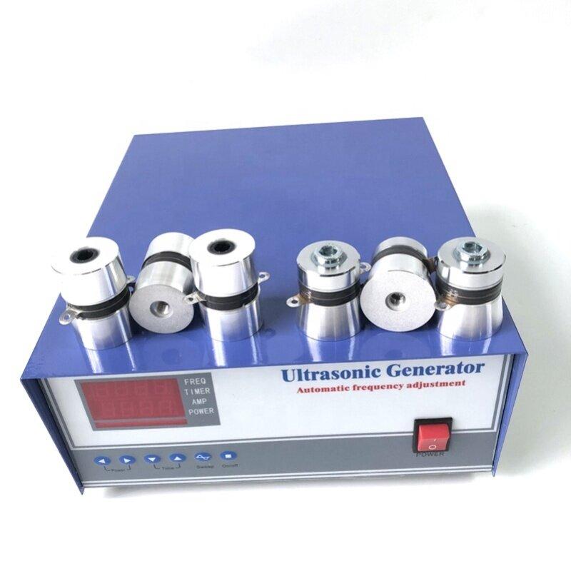 1800W Industrial Ultrasonic Cleaner Component 20KHz-40KHz Ultrasonic Power Generator