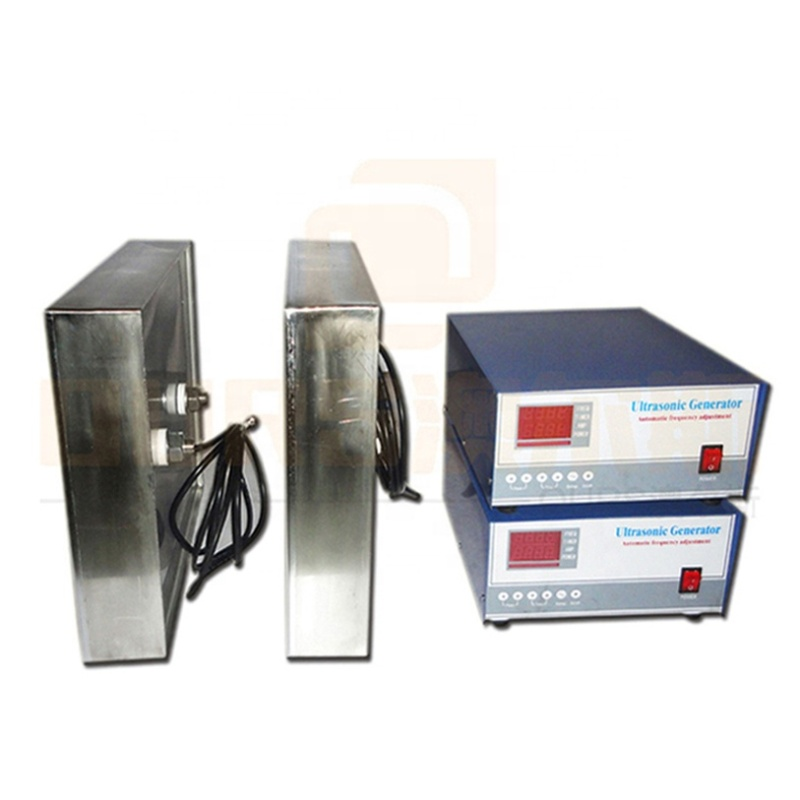 1000W Submersible Underwater Industrial Ultrasonic Cleaning Transducer Immersion Ultrasonic Transducer Board And Power Supply