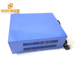 Ultrasonic Cleaning Generator Power 3000W 28K 40K Used On Hotel Restaurant Pizza Pan Oven Dish Washing Machine
