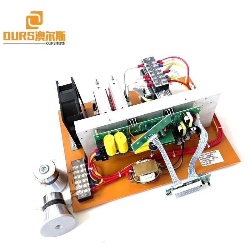 28K 1000W Digital Ultrasonic Circuit Generator Board Used On Industrial Bearing Oil Cleaning Machine