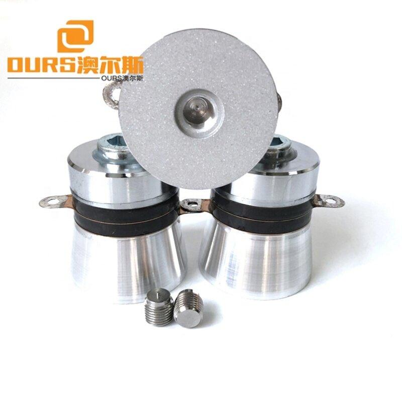 PZT-4/PZT8 High Power Cleaner Ultrasonic Transducer, Ultrasonic Cleaning  Oscillator/Sensor/Converter/Vibrator 40KHZ