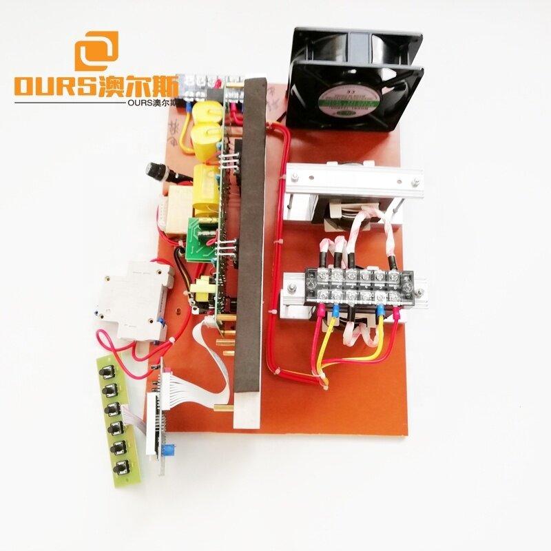 28Khz ,40Khz ultrasonic pcb generator for household Washing vegetables and Dishwasher