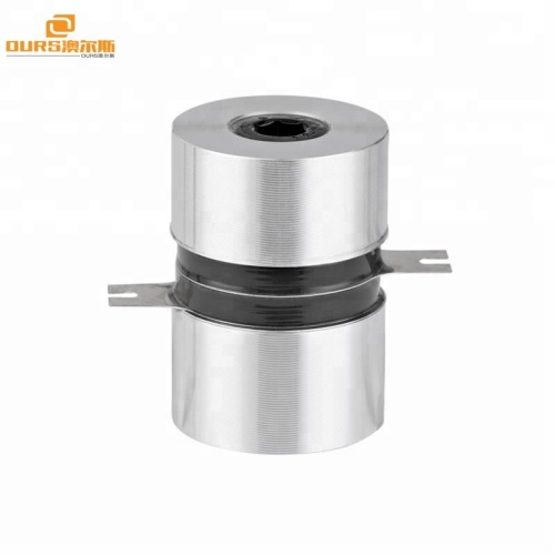 Application 135KHZ 50W Piezoelectric Transducer for Ultrasonic Cleaning transducer