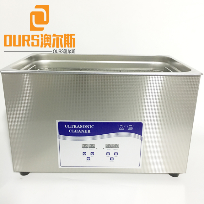 40KHZ 15L Sonic Professional Ultrasonic Cleaner For Cleaning Medical Instruments