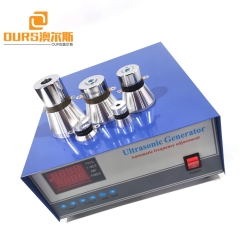 900w 25khz Power Ultrasonic Generator To Drive With Ultrasonic Transducer Plate