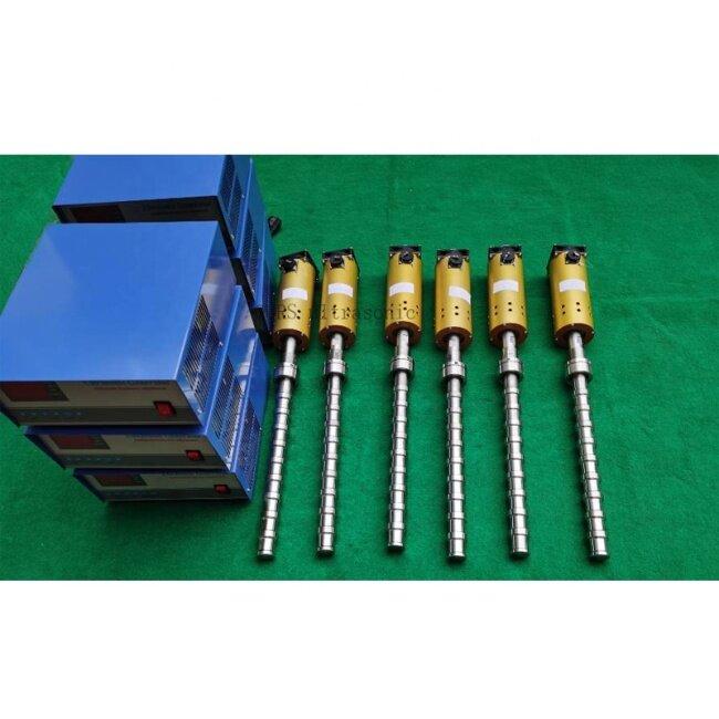 High Efficiency Ultrasonic Homogenizer 20KHz 2000W Ultrasound Probe Sonicator Used For Food Processing Factory