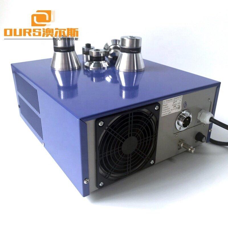 2000W Ultrasonic Generator Power Control Box 20KHz-40KHz For Ultrasonic Cleaning Machine