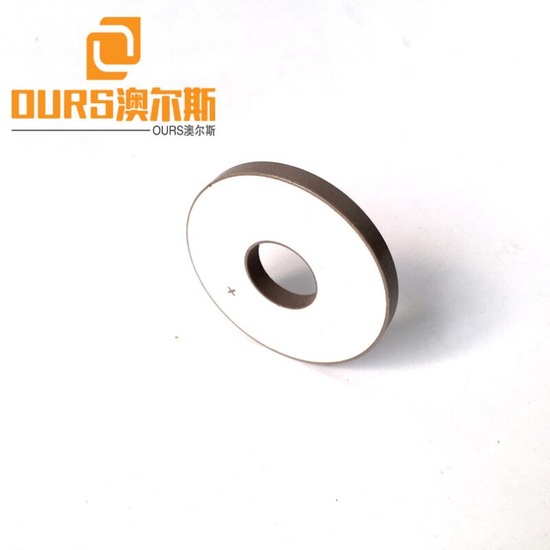 60X30X10mm Ring Piezoelectric Ceramic Ultrasonic Sensor For Ultrasonic Welding Parts