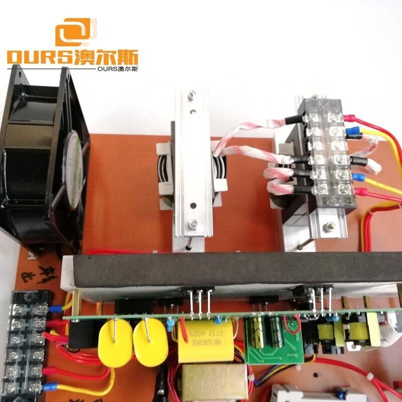 60KHz/70KHz/80KHz/90KHz/100KHz/120KHz High Frequency Ultrasonic Generator Driver PCB Board