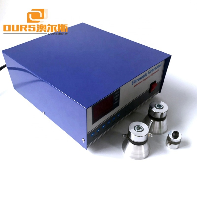300W/600W/900W/1200W ultra high frequency sound generator Used In Machining Industry