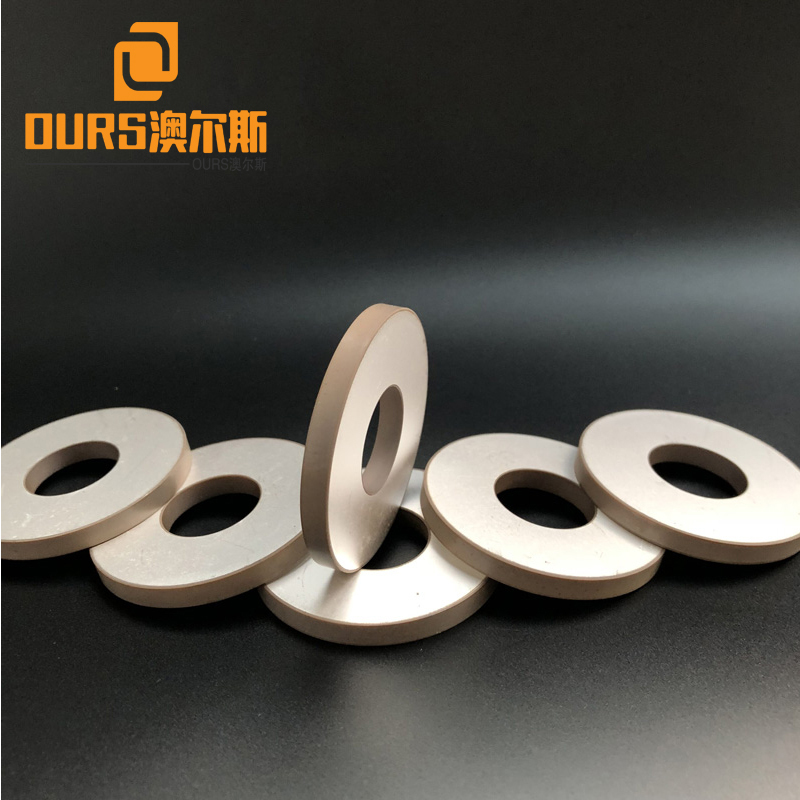 25*10*3 25mm  Piezoelectric Camic Ring  For Transducer