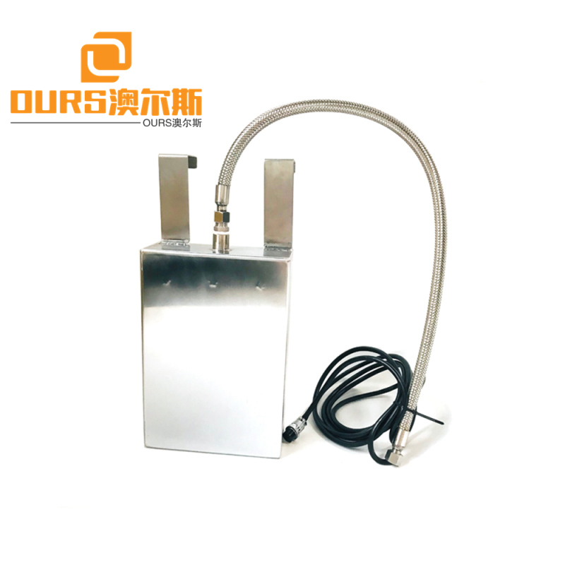 2000w 28khz ultrasonic generator and transducer pack for cleaning large tank engine parts