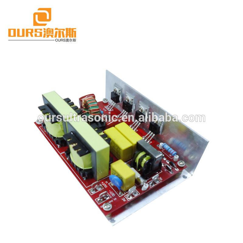120W ultrasonic cleaner generator PCB