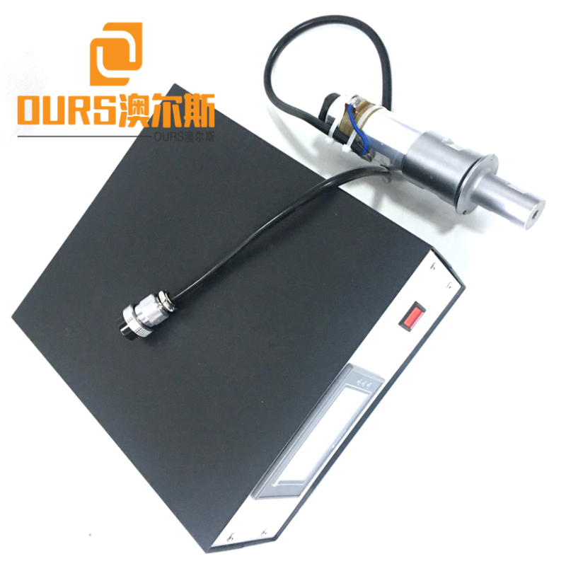 Large supply 20KHZ 2000W Ultrasonic Welding generator with converter and horn for ultrasonic surgical machine