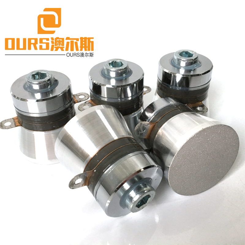 Factory Direct Sales 40khz/50W PZT4 BLT Ultrasonic Cleaning Transducer In Stock