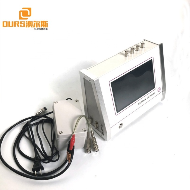 Piezoelectric Ceramic Detector Portable Ultrasonic Impedance Analyzer Used In Testing Of Piezoelectric Ultrasonic Device