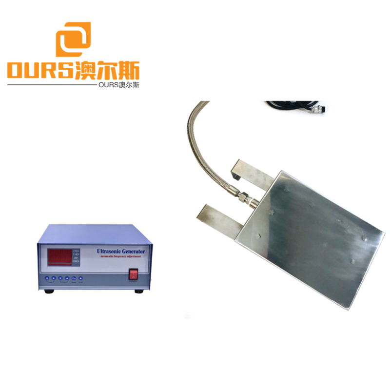 2000w Ultrasonic Transducer Pack in Water Ultrasonic Generator And Transducer 28khz