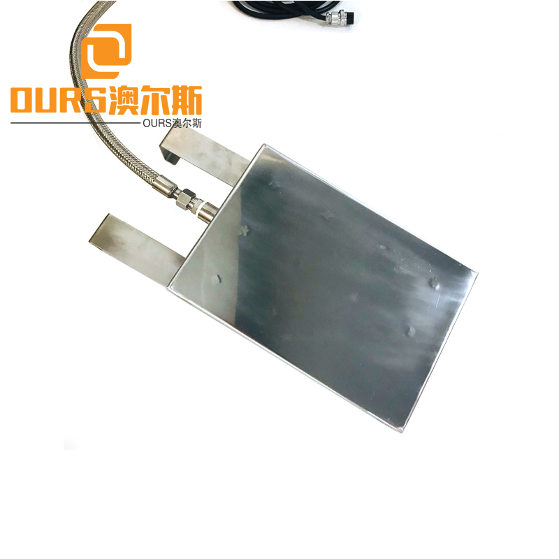 2400W High Power Phased Array Ultrasonic Immersible Transducer Pack