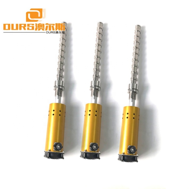 20KHz Industrial Ultrasonic Homogenizer Equipment 1000W 1500W 2000W