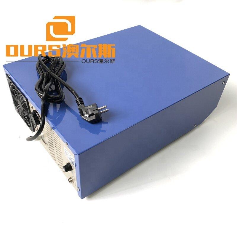 300Watt Industrial Ultrasonic Waveform Generator 20K/40K/60K Mltui-Frequency Cleaning Transducer Power Supply