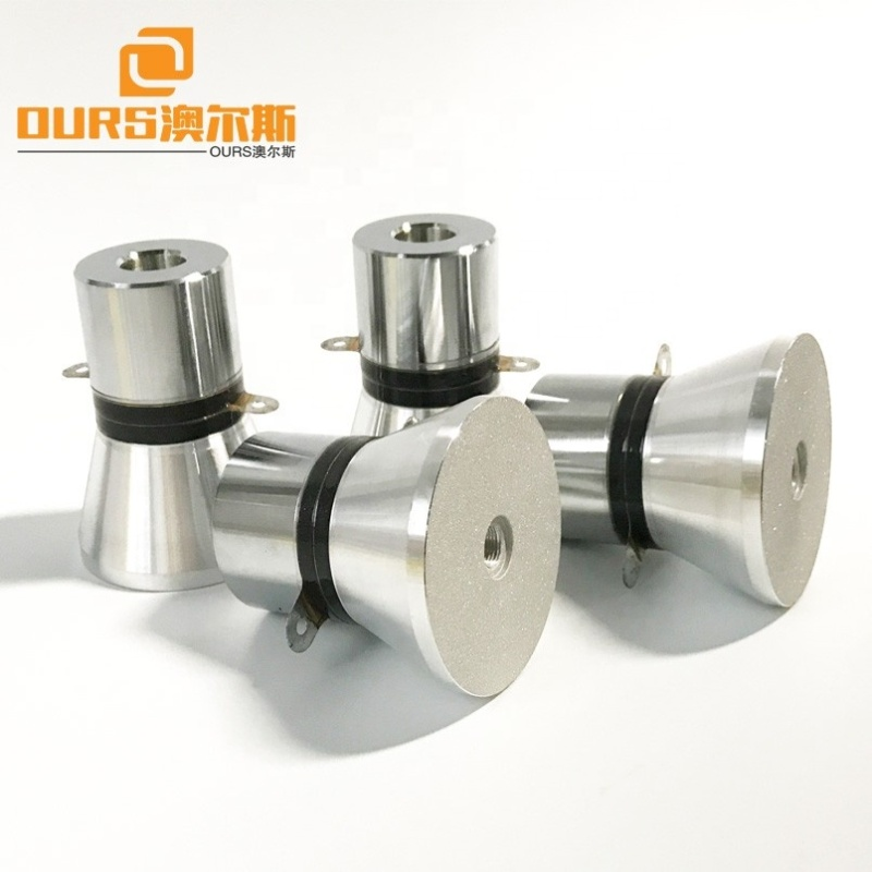28khz 60w Affordable High Stable  Ultrasonic Cleaning Transducer