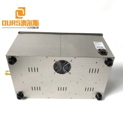 40K 22L Ultrasonic Transducer Cleaner With Heater For Clean Electronic Circuit Board