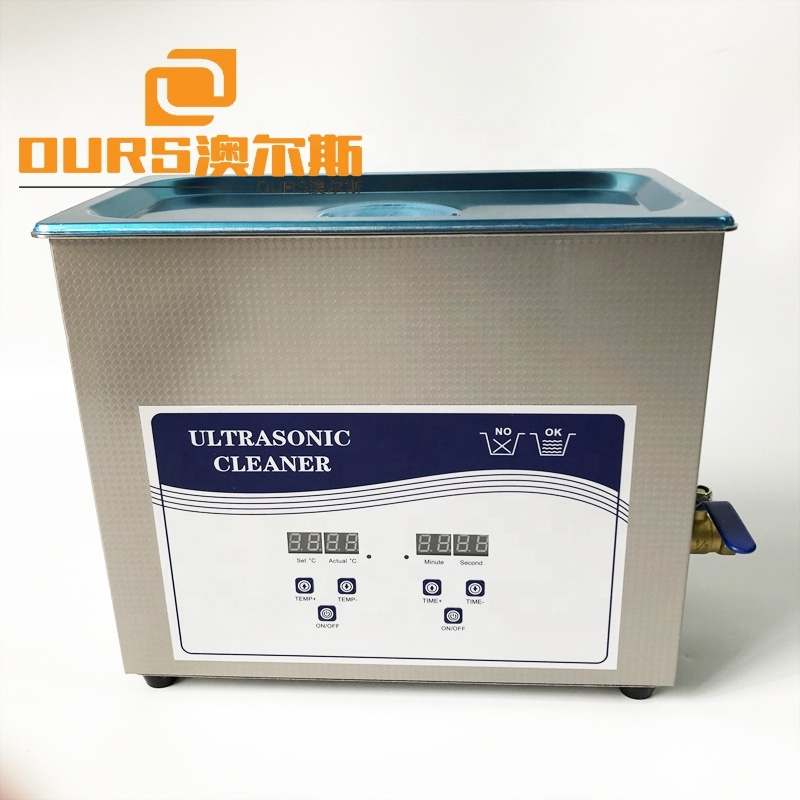 best 6 liter ultrasonic cleaners for 2019 with free shipping weith Stainless steel basket