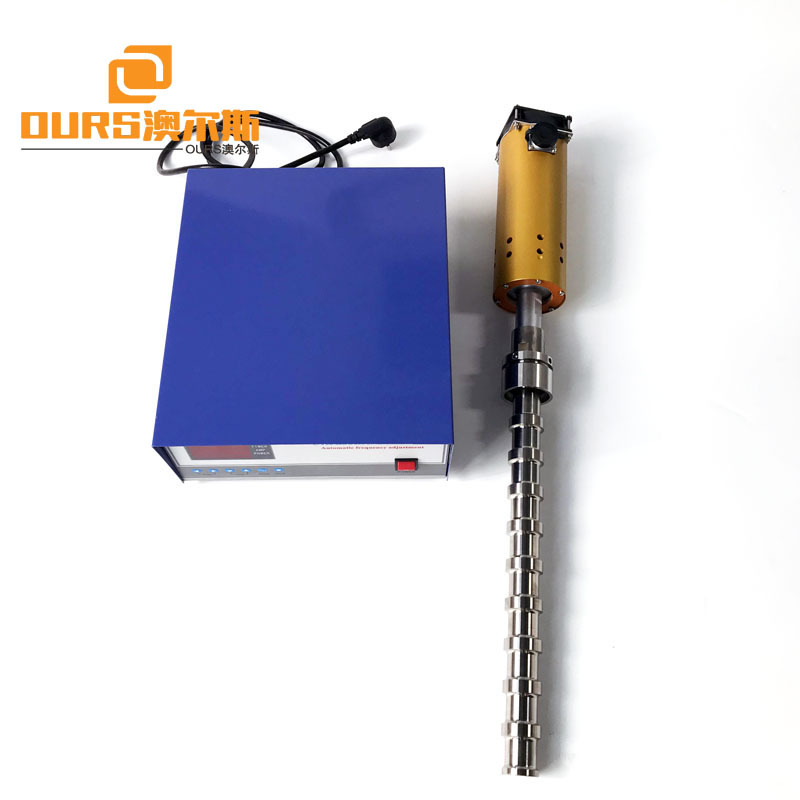 20KHz US Ultrasonic Equipment Vibration Rod Dispersion Equipment For Homogenization /Mixture/Pipe Cleaning