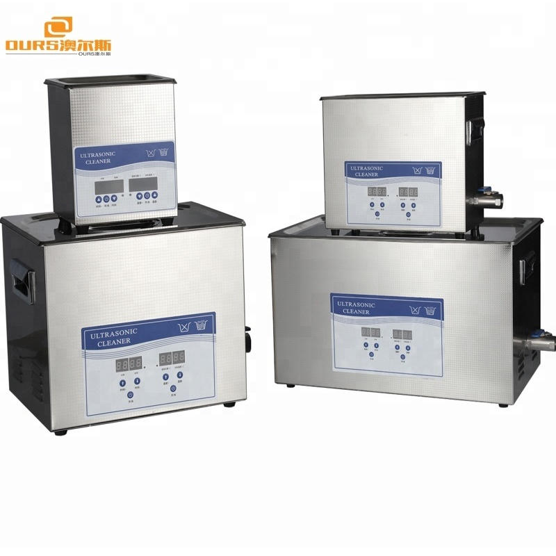 9L Table type Ultrasonic Cleaner ultrasonic cleaning machine ours ultrasonic Digital industrial ultrasonic washer