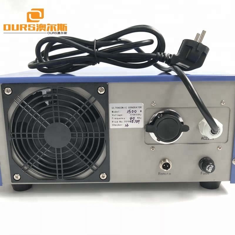 Most Popular Voltage Industrial ultrasonic generator circuit hot sale 900w 20-40khz