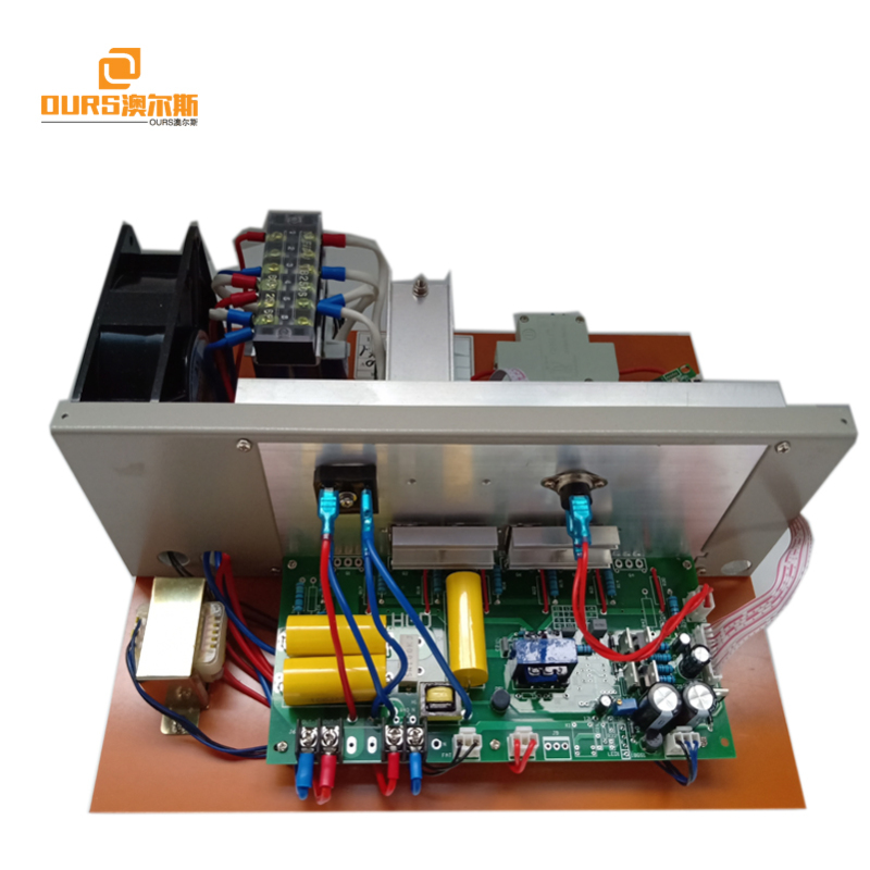 1300W Ultrasonic Generator PCB Circuit Board Cleaning Generator ,Ultrasonic frequency and current adjustable